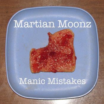 Manic Mistakes cover art