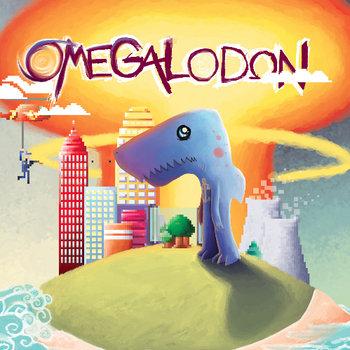 Omegalodon cover art
