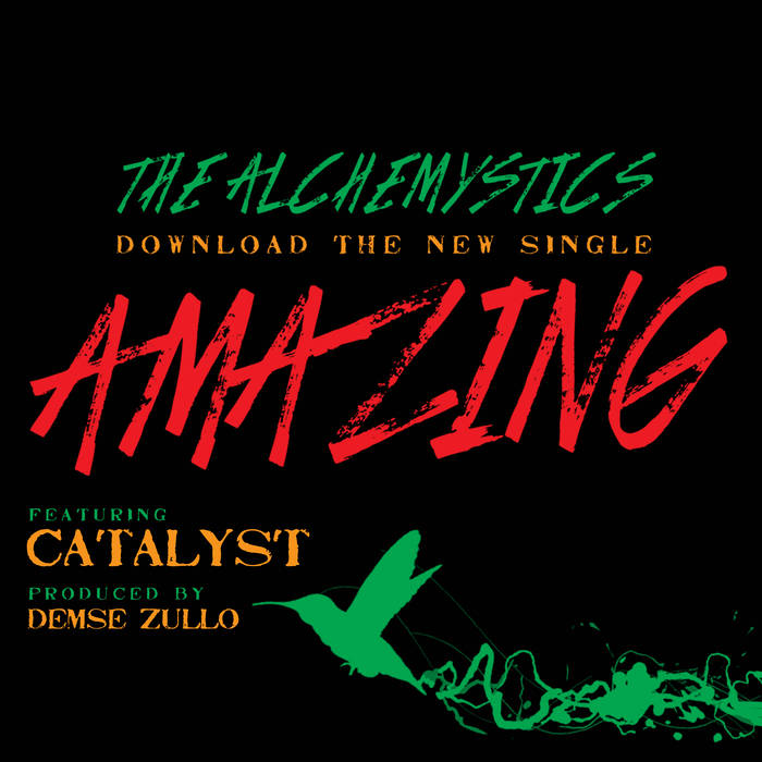 Amazing feat. Catalyst cover art