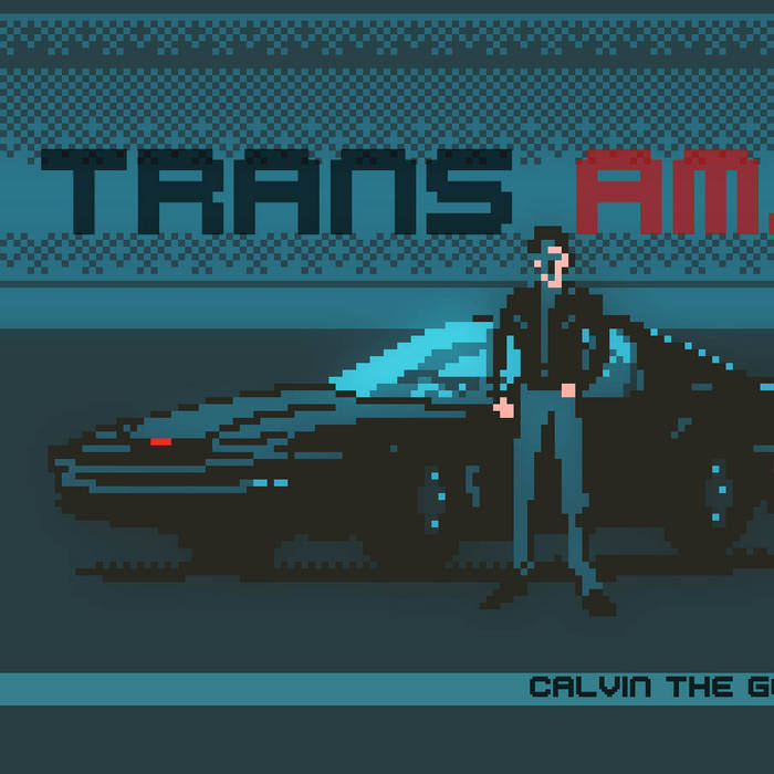 TransAM. cover art
