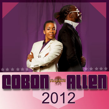 COBON / ALLEN 2012: the digital 45 cover art