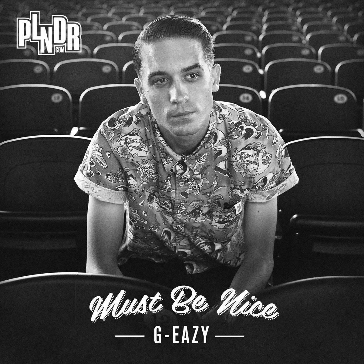 discography  G Eazy Album Cover