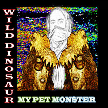 My Pet Monster cover art