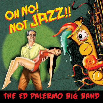 Oh No! Not Jazz!! cover art