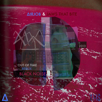 OUT OF TIME REDUX EP cover art