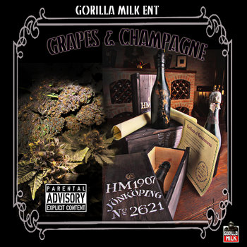 Grapes & Champagne cover art