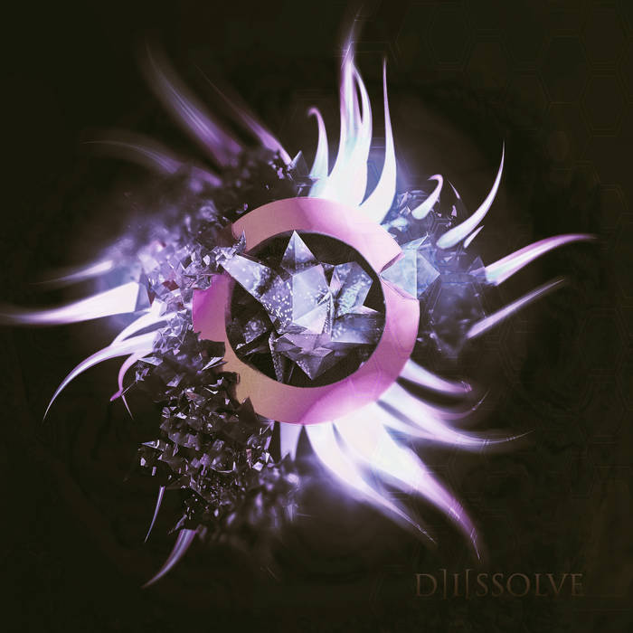 d]i[ssolve cover art