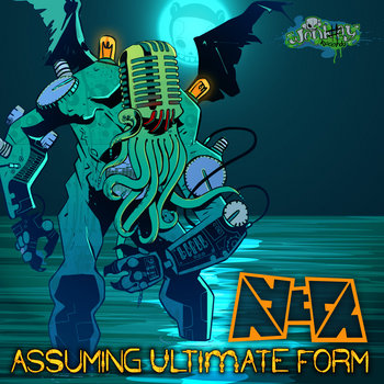 Assuming Ultimate Form EP cover art