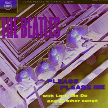 Please Please Me cover art