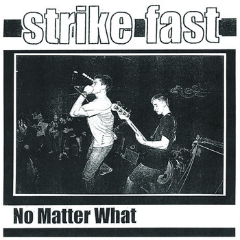 No Matter What EP cover art