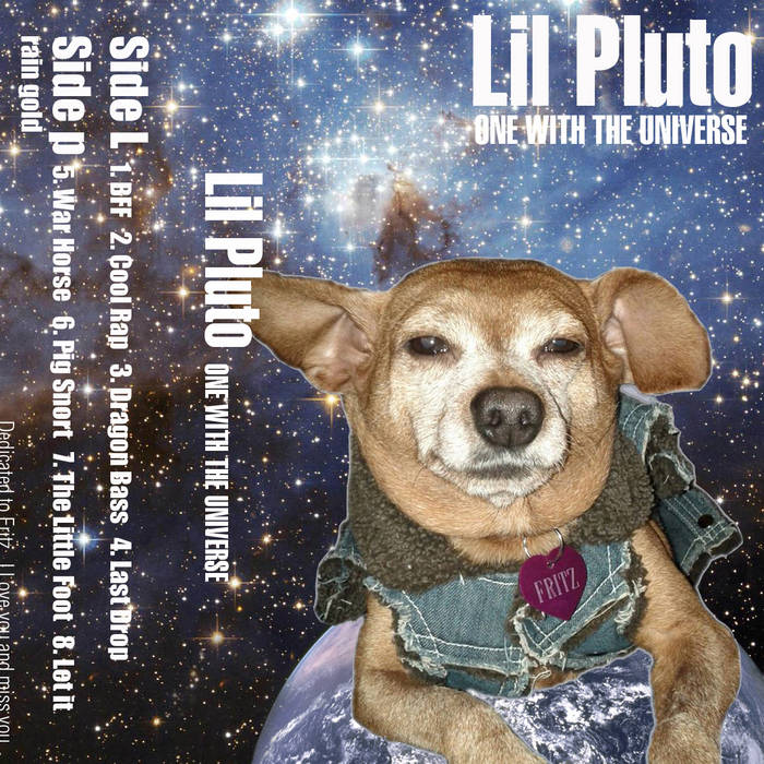 One With The Universe cover art