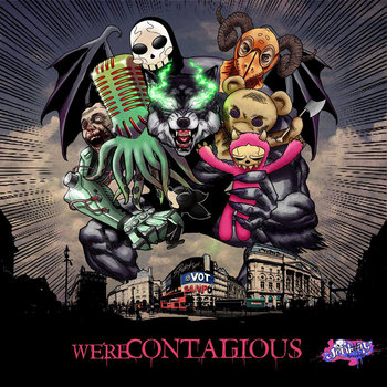 We're Contagious cover art