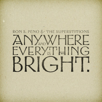 Anywhere And Everything Is Bright cover art