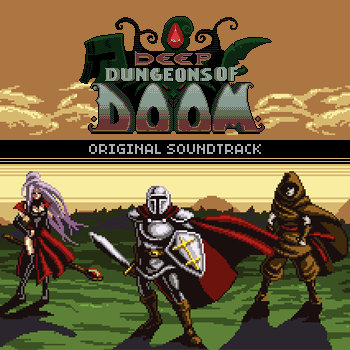 Deep Dungeons of Doom - Original Soundtrack cover art