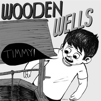 Timmy! EP cover art