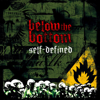 self-defined cover art