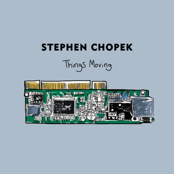 Things Moving cover art