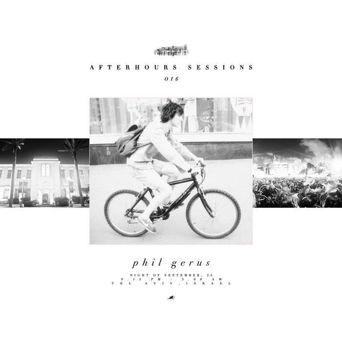 Afterhours Sessions 16: Phil Gerus cover art