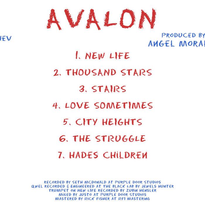 AVALON cover art