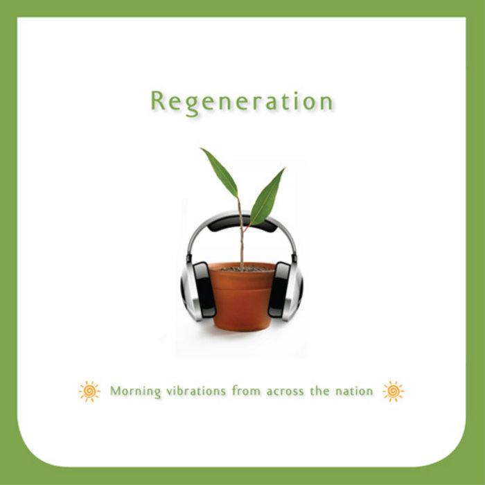Regeneration - V.A. (Regen Records) cover art