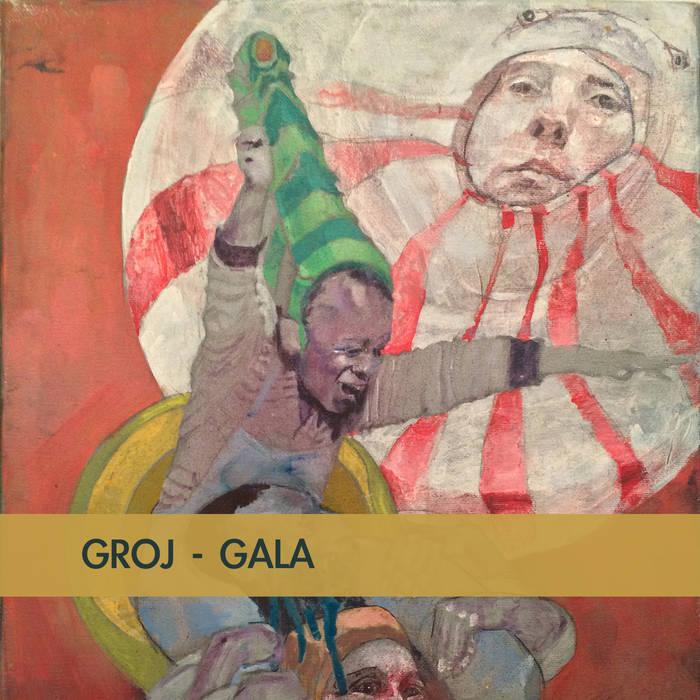 Gala EP cover art