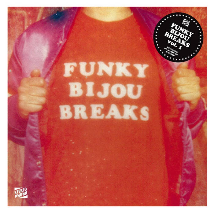 Funky Bijou - Funky Bijou Breaks Vol.1 cover art