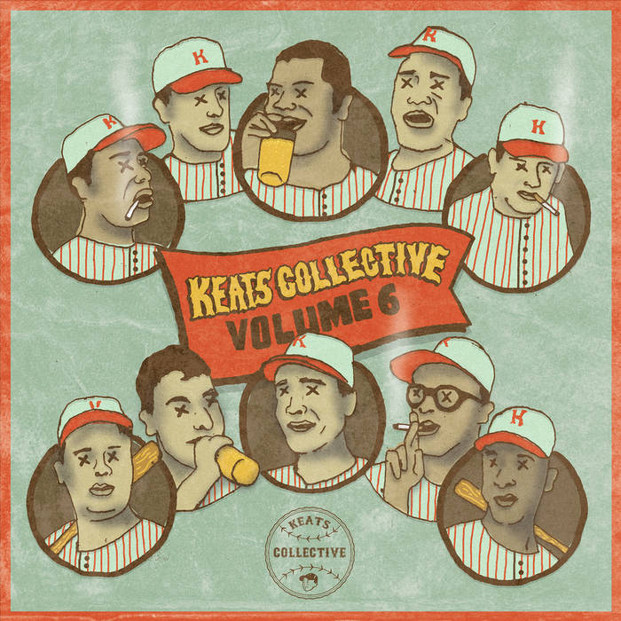 KEATS//COLLECTIVE Volume 6 cover art