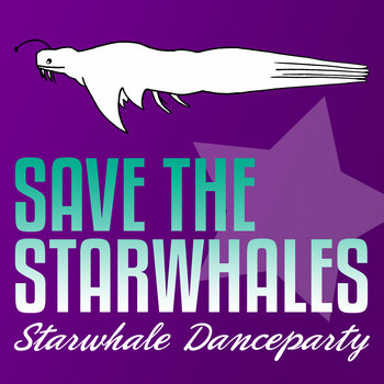Save the Starwhales cover art