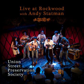 Live at Rockwood with Andy Statman cover art