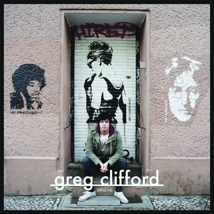 Greg Clifford (2012-14) cover art