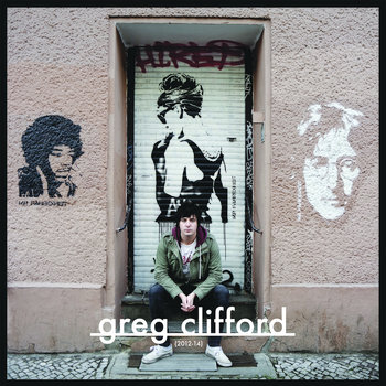 Greg Clifford (2012-14) cover art
