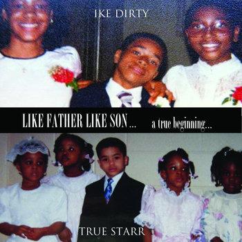 Like Father Like Son cover art