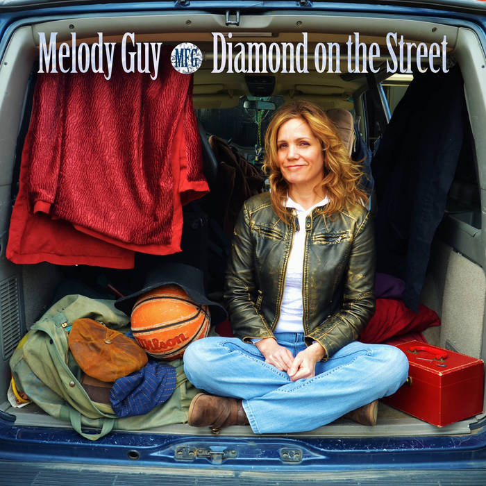 Diamond On The Street cover art
