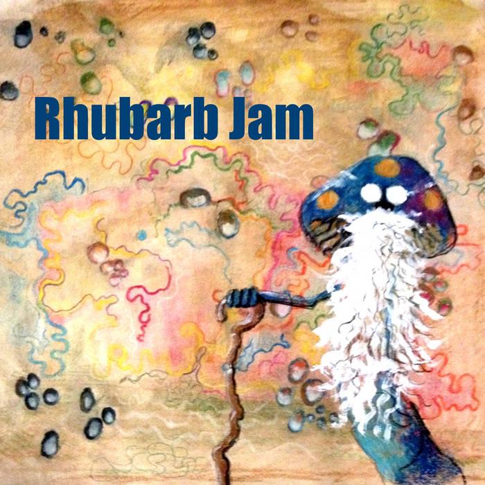 Rhubarb Jam cover art