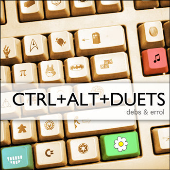 CTRL+ALT+DUETS cover art