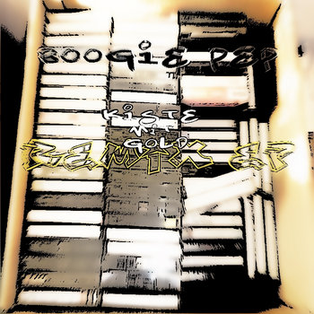 Kiste mit Gold (Remix EP) cover art