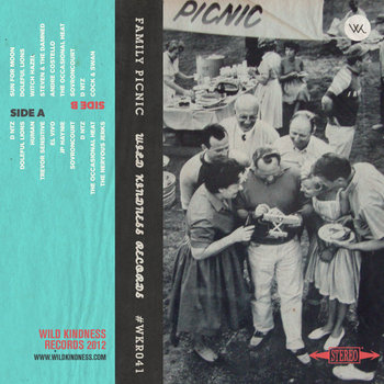 Family Picnic C60 cover art