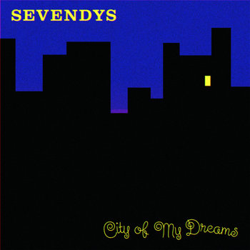 City Of My Dreams / I Hate Love cover art