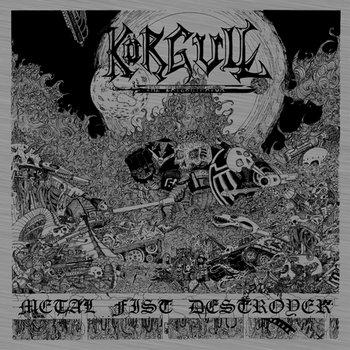 Metal Fist Destroyer cover art