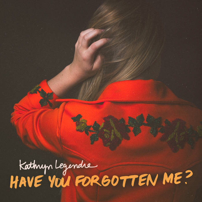 Have You Forgotten Me? cover art