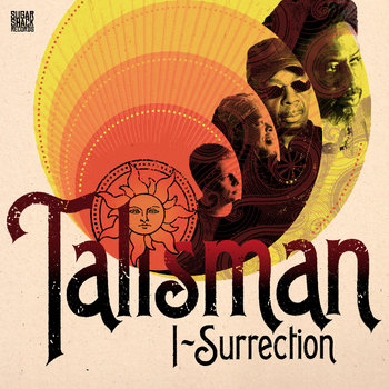 I-Surrection cover art