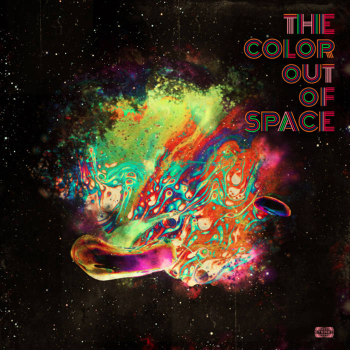The Color Out Of Space EP cover art