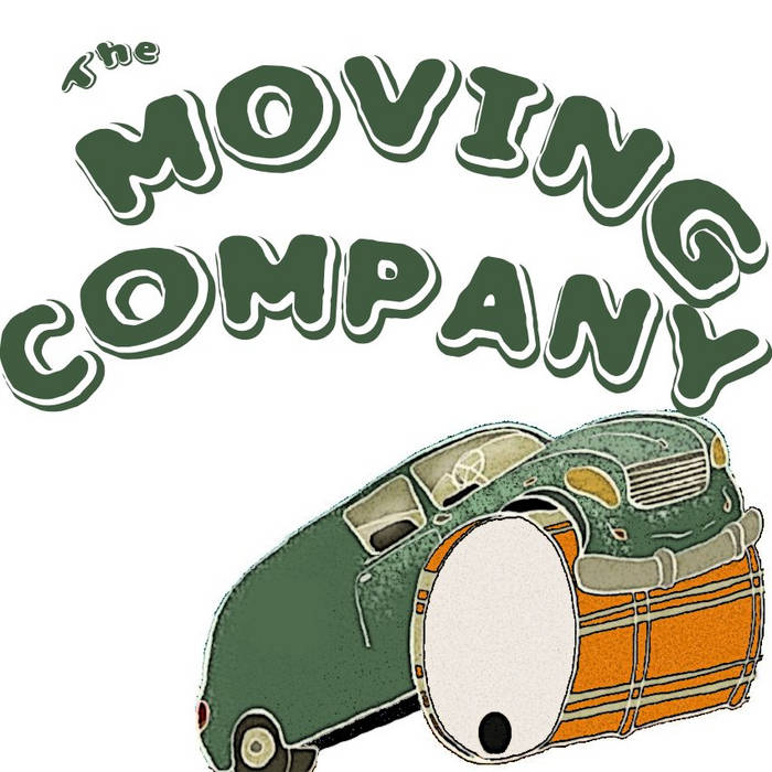 The Moving Company cover art