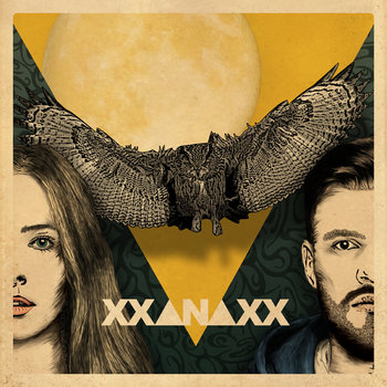 XXANAXX EP cover art
