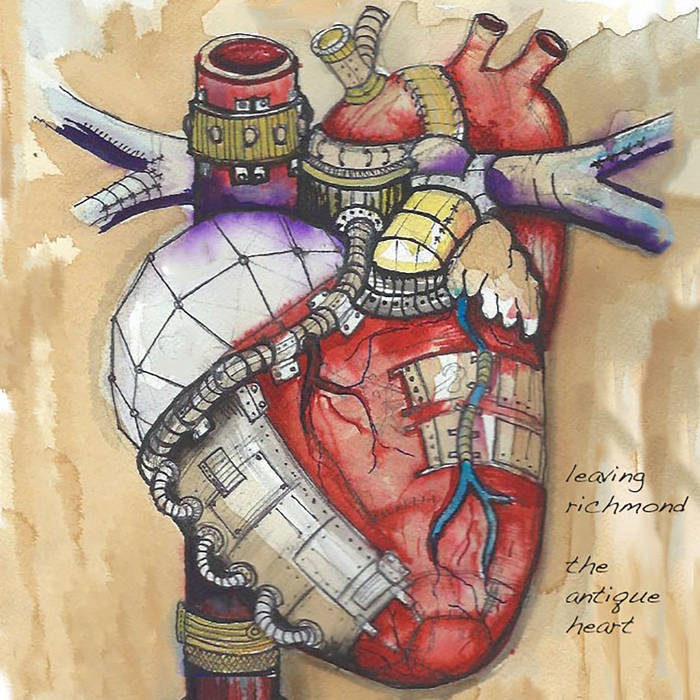 The Antique Heart EP cover art