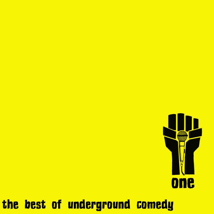 The Best of Underground Comedy Vol. 1 cover art