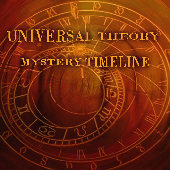 Mystery Timeline cover art