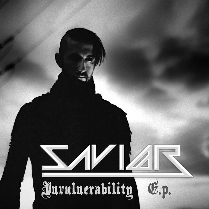 Invulnerability EP cover art