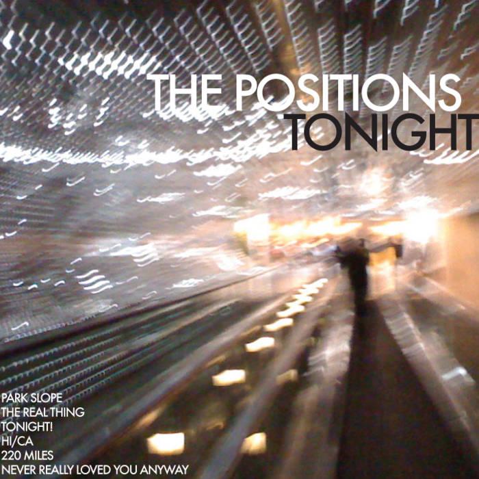 Tonight cover art