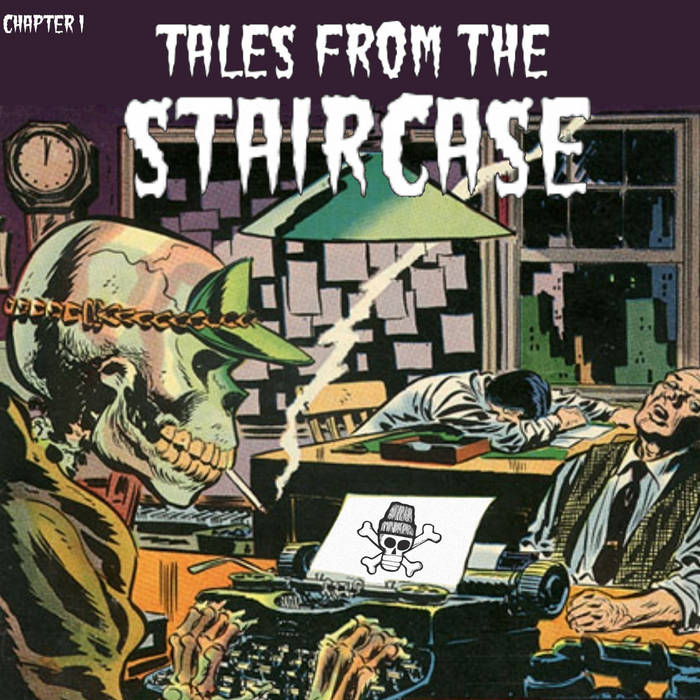 Tales from The Staircase cover art